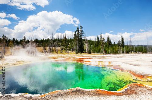 Yellowstone Fotobehang