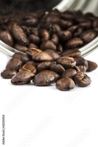 Keuken foto achterwand Koffiebonen Coffee Beans