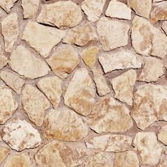 fototapeta beżowy stary kamienny mur
