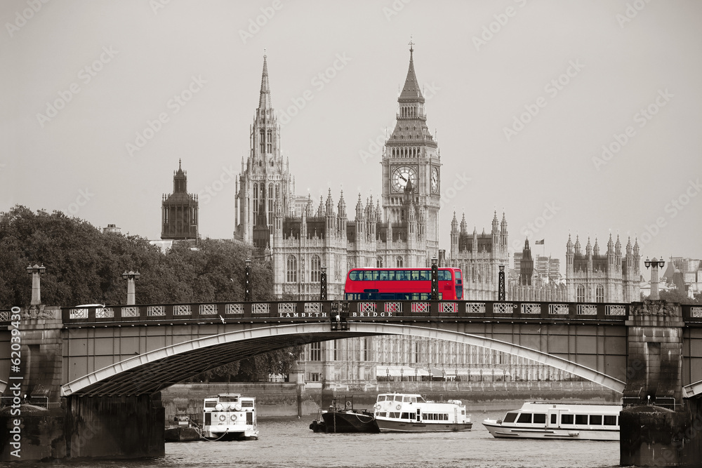 Fototapety, obrazy: London