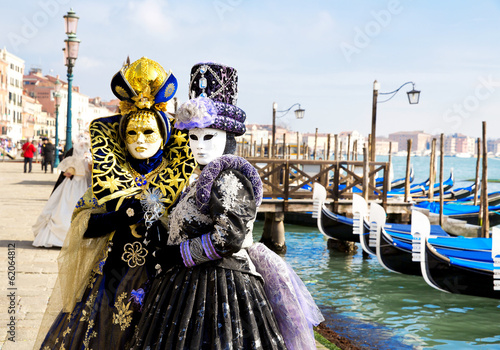 Foto op Canvas Carnaval Carnival of Venice
