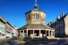 Eighteenth Century Market Cross, Barnard Castle
