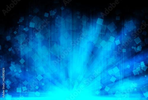 Photo sur Toile Les Textures Virtual technology background