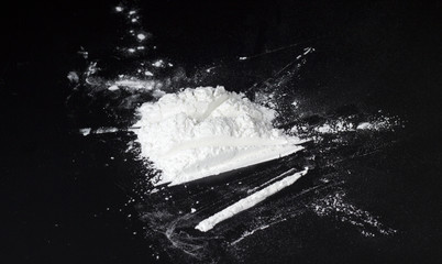 cocaine heap