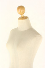 Tailor Mannequin  On White Bac...