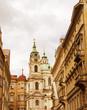 Prague Architectural Detail - Czech Republic