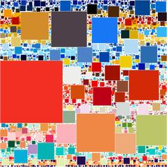 Obraz na PlexiGeometric