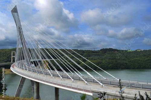 Poster Bridges pont de ténérez