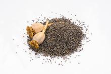 Poppy Seeds Isoalted