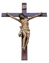 Crucifixion Isolated