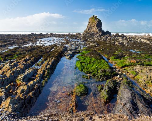 Fotografía Widemouth Bay Cornwall England