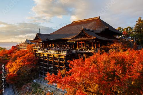 Cadres-photo bureau Kyoto Kiyomizu-dera Temple in Kyoto
