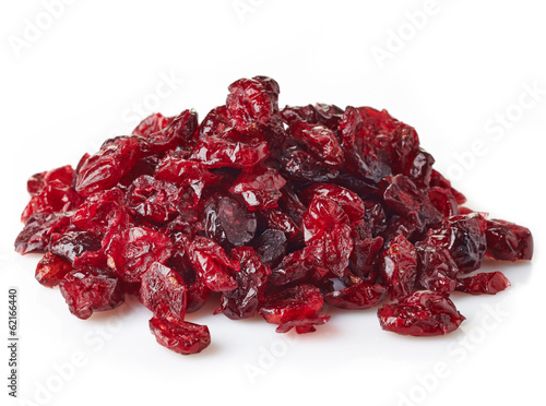 Fotografia  Dried cranberries