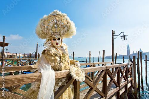 Fototapeta Carnival of Venice