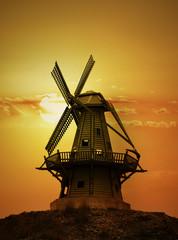 Sundown Mill