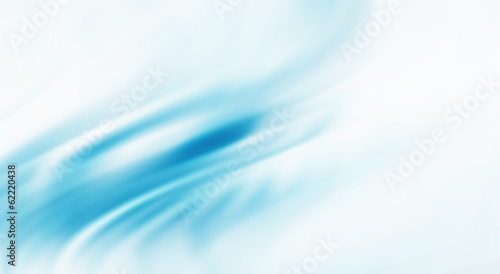 flows blue soft pale sky smooth pastel background vector Wallpaper Mural
