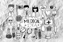 Medical Icon Set Idea On Crump...