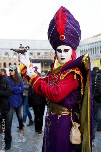 Printed kitchen splashbacks Indians Carnival of Venice