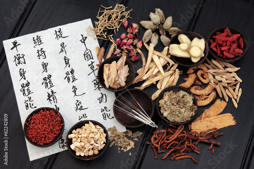 Photo  Traditional Chinese Medicine
