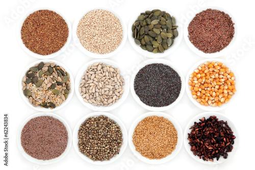 Fotografie, Obraz  Healthy Seeds