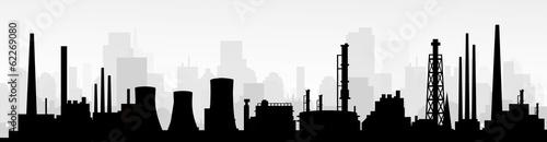 Fényképezés  Factory - vector