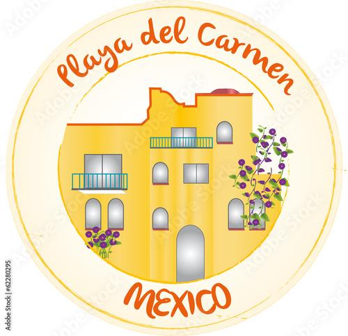 Fotografija  Stamp Playa del Carmen
