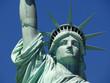 Statue de la Liberté - gros plan