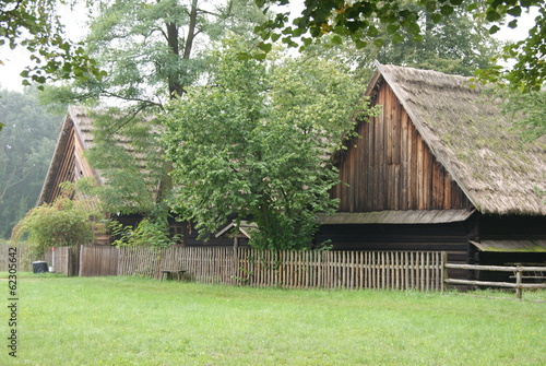 Fototapeta wieś obraz