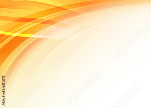 Wall mural - Colorful wave abstract background
