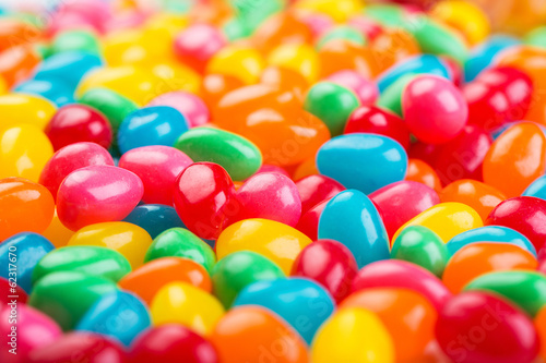 Poster Confiserie jelly beans
