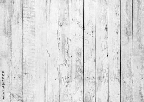Fototapeta premium Czarno-białe tło z desek