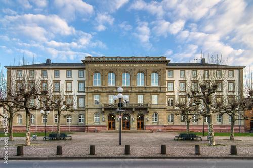 Fotografia  Universität Gießen