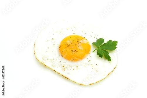Deurstickers Gebakken Eieren jajko