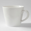 Tea Cup in White
