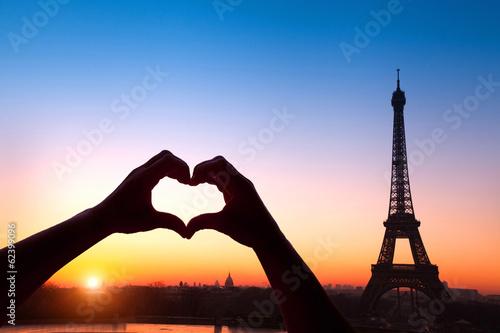honeymoon in Paris