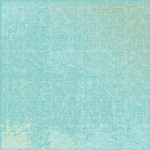 Turquoise Abstract Canvas Back...