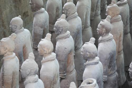 Foto op Plexiglas Xian Terra Cotta Warriors in Xian, China