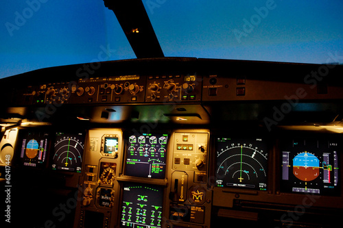 Fotografie, Obraz  plane control