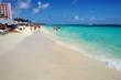 plage sur paradise island (bahamas)