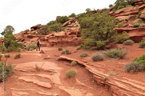 Fotografía  ranger à Canyonlands