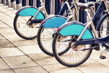 Bike Ready To Start