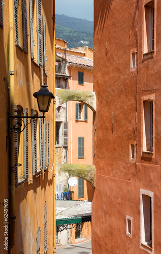 Fototapeta Nice - Old town