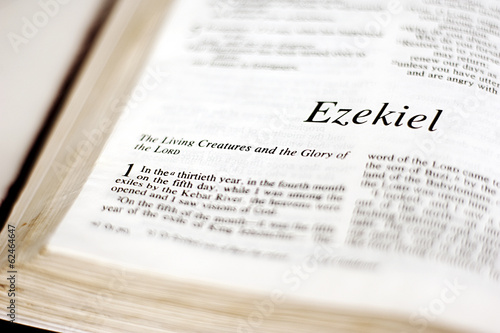 Платно Book of Ezekiel