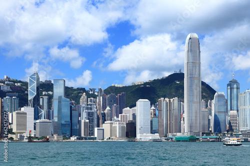 Hong Kong city Poster