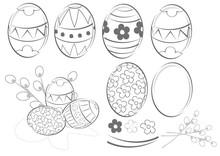 Eggs, Ester, Wielkanocne Pisanki