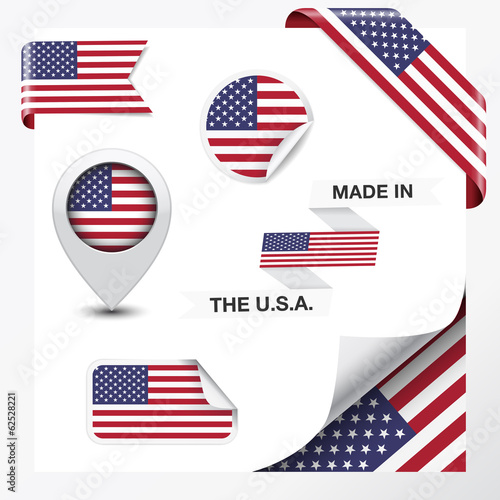 Made In The USA Collection Poster