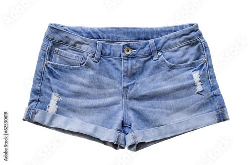 Fotografía  Jean shorts