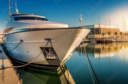 Fotografie, Obraz  Yacht de luxe.