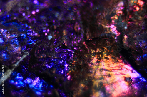 chalcopyrite mineral texture as background