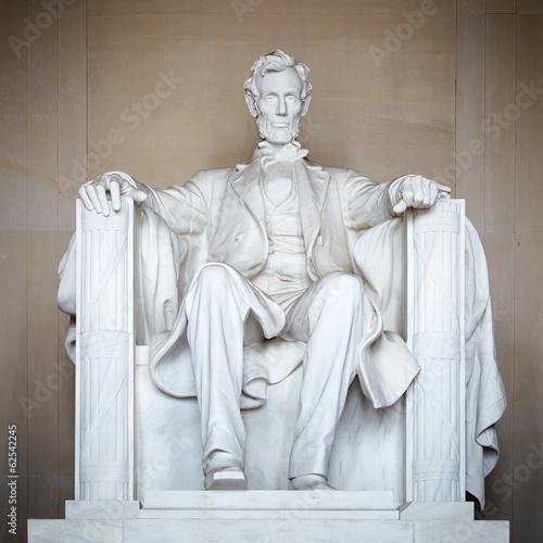 Fotografia  Statue of Abraham Lincoln